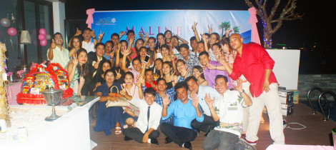 Staff Annual Party 2017